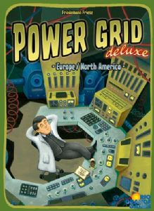 Power Grid Deluxe : Europe / North America